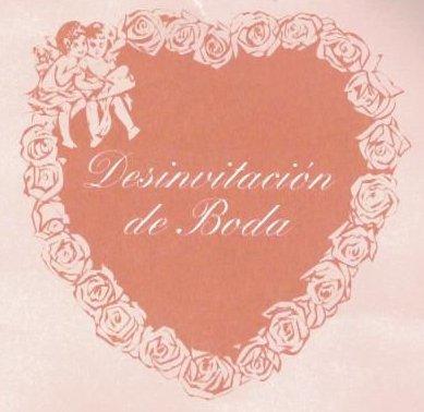 Desinvitación de Boda. ING Direct