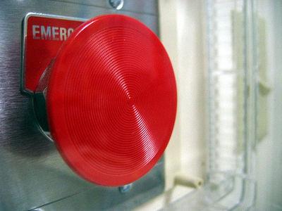 Botón Rojo.