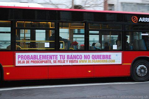 Bus blogahorroteo