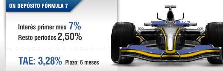 On Depósito Fórmula 7
