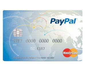 Tarjeta Prepago MasterCard Paypal