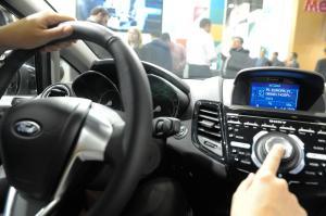 Sistema Sync Applink de Ford