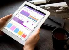 Mis Finanzas - Tablet