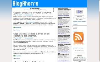 Blogahorro - viejo