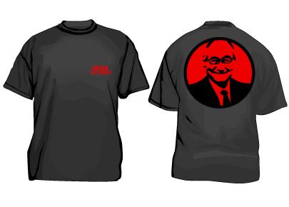 Camiseta Viva Madoff
