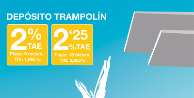 Depósito Trampolín Bankoa