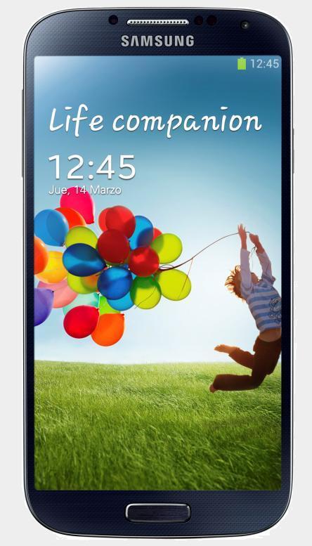 Imágen del Samsung Galaxy S4