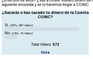 Votación 1