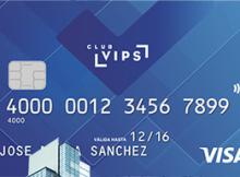 Tarjeta ClubVips 2015