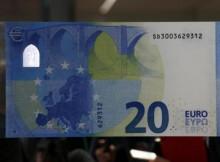Nuevo Billetes de 20 euros.