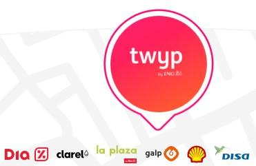 Twyp retirada de efectivo